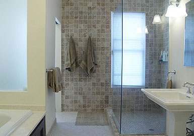 SHOWER ENCLOSURES Ephesus Remodeling